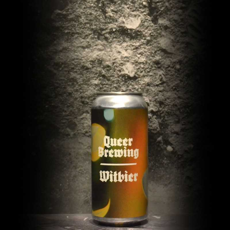Queer Brewing - Flowers - 4% - 44cl - Can