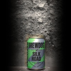 BrewDog - Silk Road - 6.5% - 33cl - Can