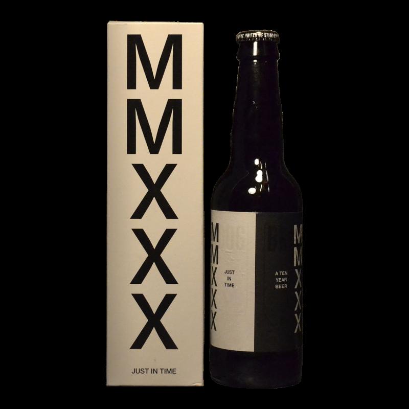 BrewDog - MMXXX - 10% - 33cl - Bte