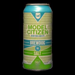 BrewDog - Salt  - Model Citizen - 6.8% - 44cl - Can