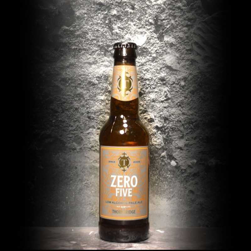 Thornbridge - Zero Five - 0.5% - 33cl - Bte