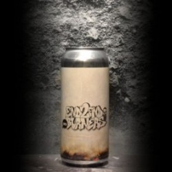 Mason Ale Works - The Answer – Beer Zombies - End 2 End Burners - 8% - 47.3cl - Can
