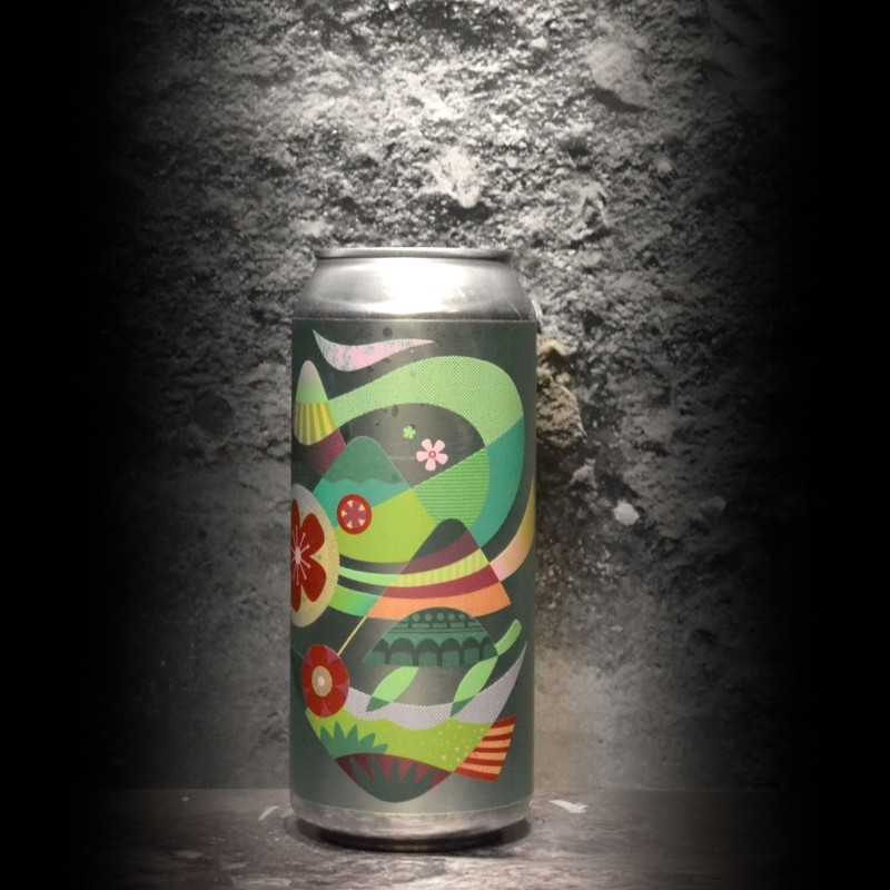 Mountains Walking - Citra Cloud Curtain - 8.6% - 47.3cl - Can