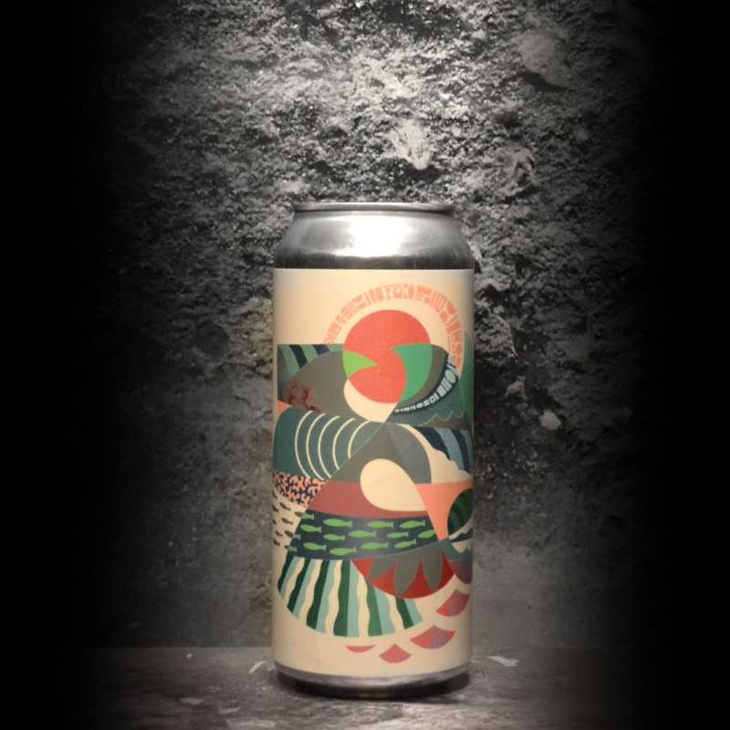 Mountains Walking - Sweets Peach Cobbler - 6% - 47.3cl - Can