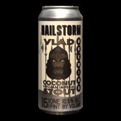 Hailstorm - Coconut Vlad - 10.6% - 47.3cl - Can