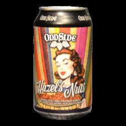 Odd Side Ales - Hazel's Nuts - 12% - 35.5cl - Can