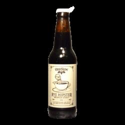 Odd Side Ales - Rye Hipster Brunch Stout 2020 - 11% - 35.5cl - Bte