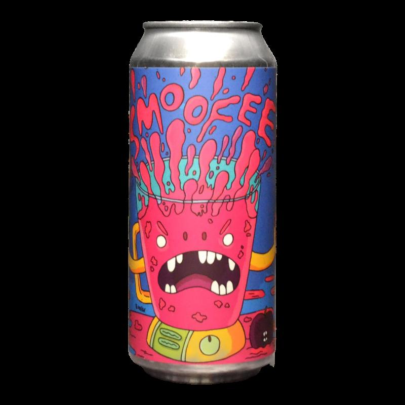 Brewing Projekt - Smoofee Sour Blackberry Plum Raspberry - 5.8% - 47.3cl - Can