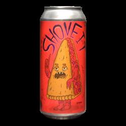 Brewing Projekt - Raspberry Rhubarb Shove It - 9% - 47.3cl - Can