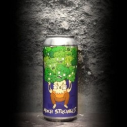 Brewing Projekt - Much Strongest - 10% - 47.3cl - Can