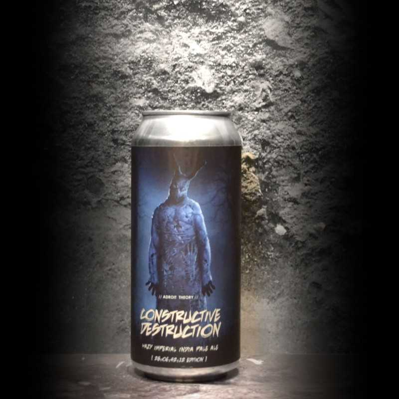 Adroit Theory - Constructive Destruction (Ghost 972) - 10% - 47.3cl - Can