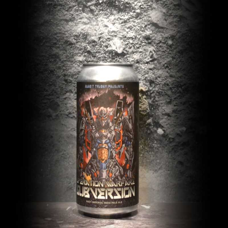 Adroit Theory - Operation Warefare (Ghost 1007) - 8% - 47.3cl - Can