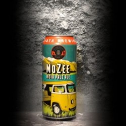 Toppling Goliath - MoZee - 6.2% - 47.3cl - Can