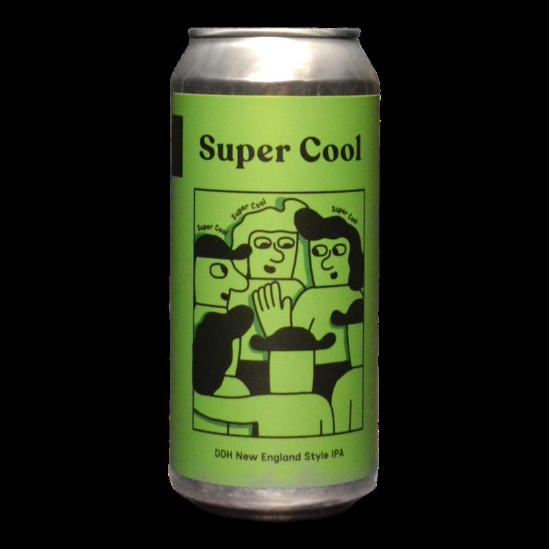 Mikkeller - Super Cool DIPA - 9% - 44cl - Can