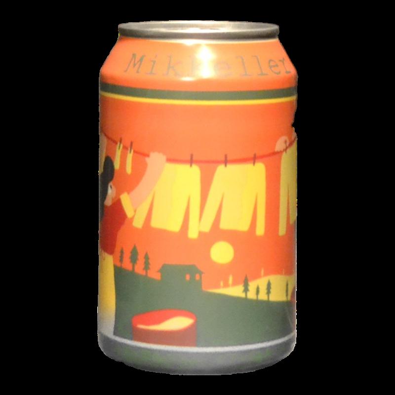 Mikkeller - Sundried Saison - 6.3% - 33cl - Can