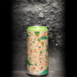 Mikkeller - Passion Pool Shallow - 0.3% - 44cl - Can