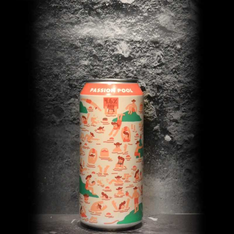 Mikkeller - Passion Pool - 4.6% - 44cl - Can