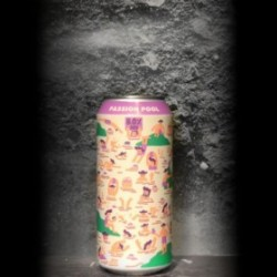 Mikkeller - Passion Pool Deep - 8% - 44cl - Can