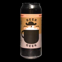 Mikkeller - Beer Geek Breakfast - 7.5% - 50cl - Can