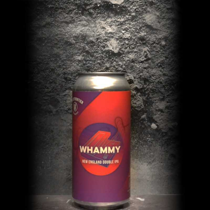 WhiteFrontier - Fuerst Wiacek - Whammy - 7.8% - 44cl - Can
