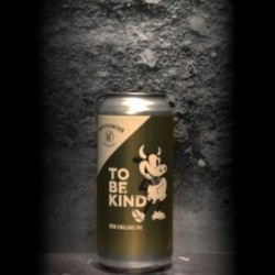 WhiteFrontier - Stigbergets - To Be Kind - 6% - 44cl - Can