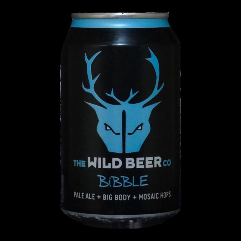Wild Beer - Bibble - 4.2% - 33cl - Can