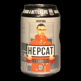 Gipsy Hill - Hepcat - 4.6%...