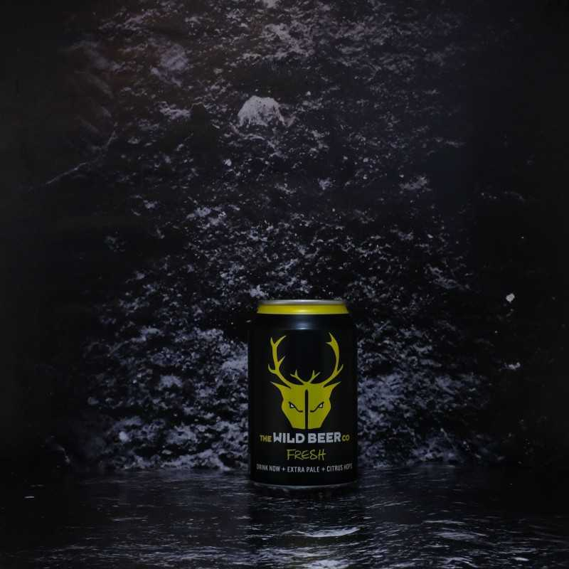 Wild Beer - Fresh - 5.5% - 33cl - Can