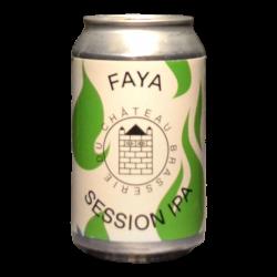 Brasserie du Château - Faya - 4.5% - 33cl - Can