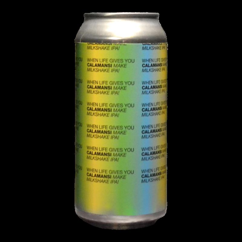 To Ol - When Life Gives You Calamansi... Make Milkshake IPA - 6.6% - 44cl - Can