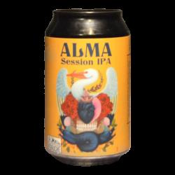 La Débauche - Alma - 4.5% - 33cl - Can