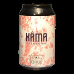 La Débauche - Kâma - 5% - 33cl - Can