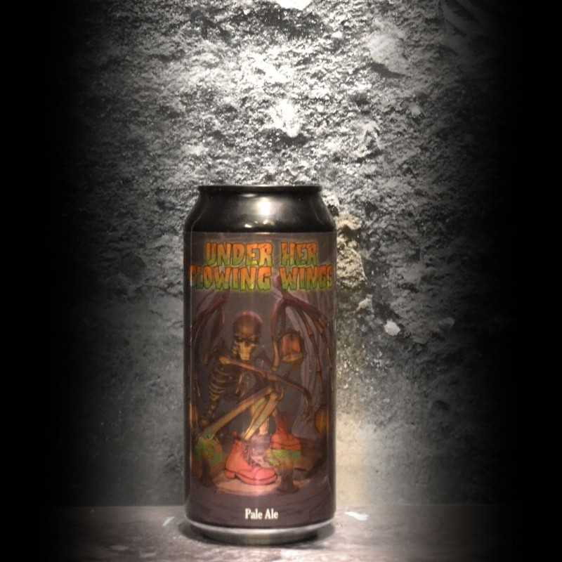 GLOW - Under Her Glowing Wings - 5.3% - 44cl - Can
