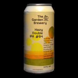 The Garden Brewery - Hazy DIPA 4 - 8.5% - 44cl - Can