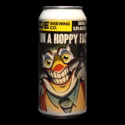 Het Uiltje - Put On A Hoppy Face... - 9% - 44cl - Can