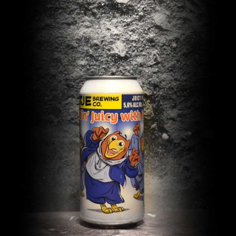 Het Uiltje - Getting Juicy With It  - 5.3% - 44cl - Can