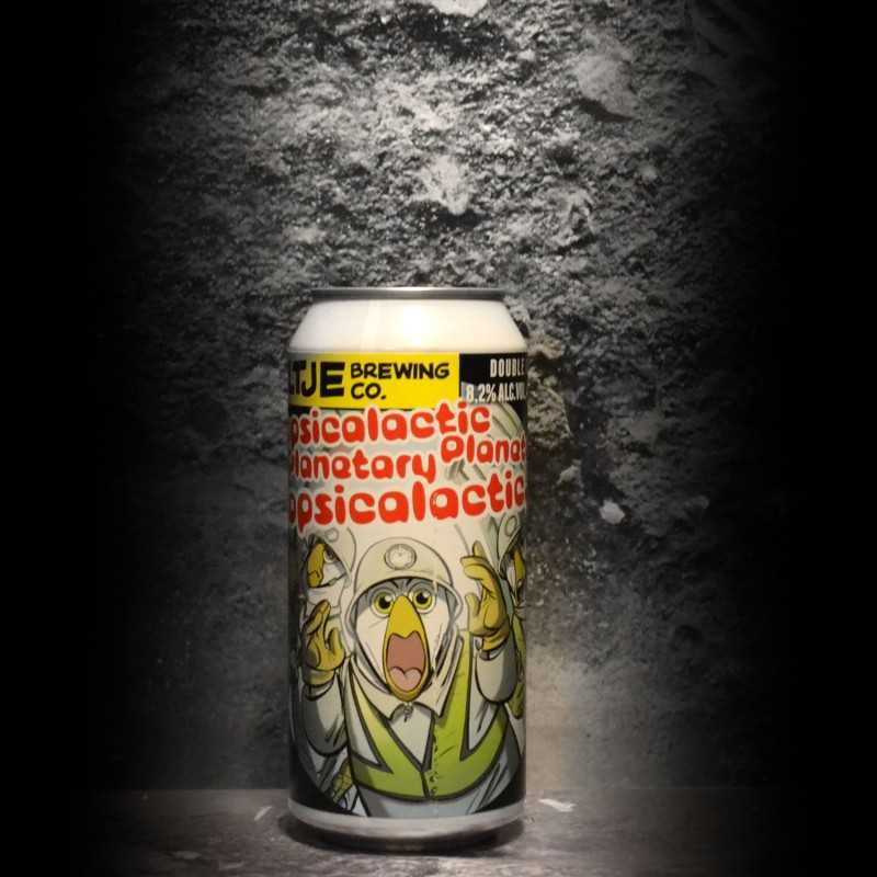 Het Uiltje - Hopsigalactic Planetary - 8.2% - 44cl - Can