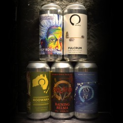 Equilibrium - Pack Promo DIPA - X% - 5x47.3cl - Can