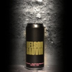 CrAK - Small Perfect Nelson Sauvin - 5% - 40cl - Can