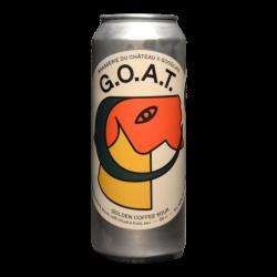 Brasserie du Château - G.O.A.T. - 4.8% - 50cl - Can
