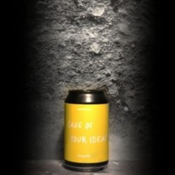 Broken City - Cage Of Your Ideas - 3.5% - 33cl - Can
