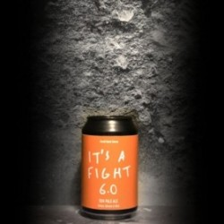 Broken City - It's A Fight 6.0 - 5.5% - 33cl - Can