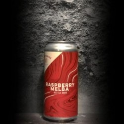 WhiteFrontier - Raspberry Melba - 5% - 44cl - Can