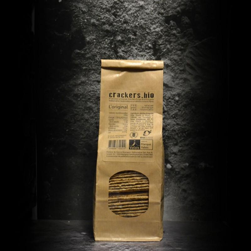 Malternative - Crackers Bio 180g