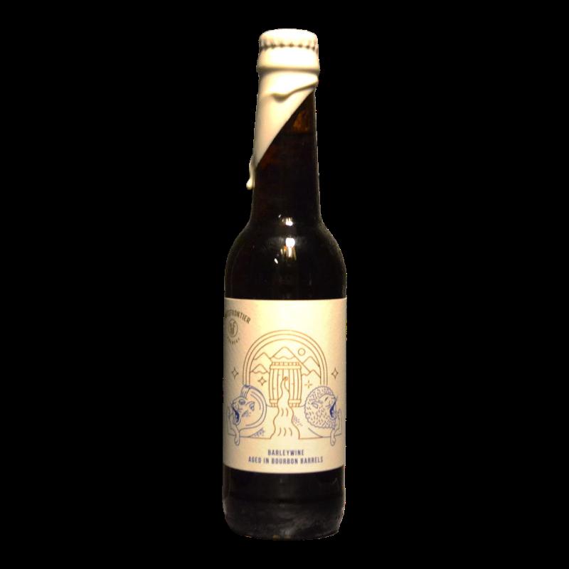 WhiteFrontier - Barleywine Bourbon BA - 10.6% - 33cl - Bte