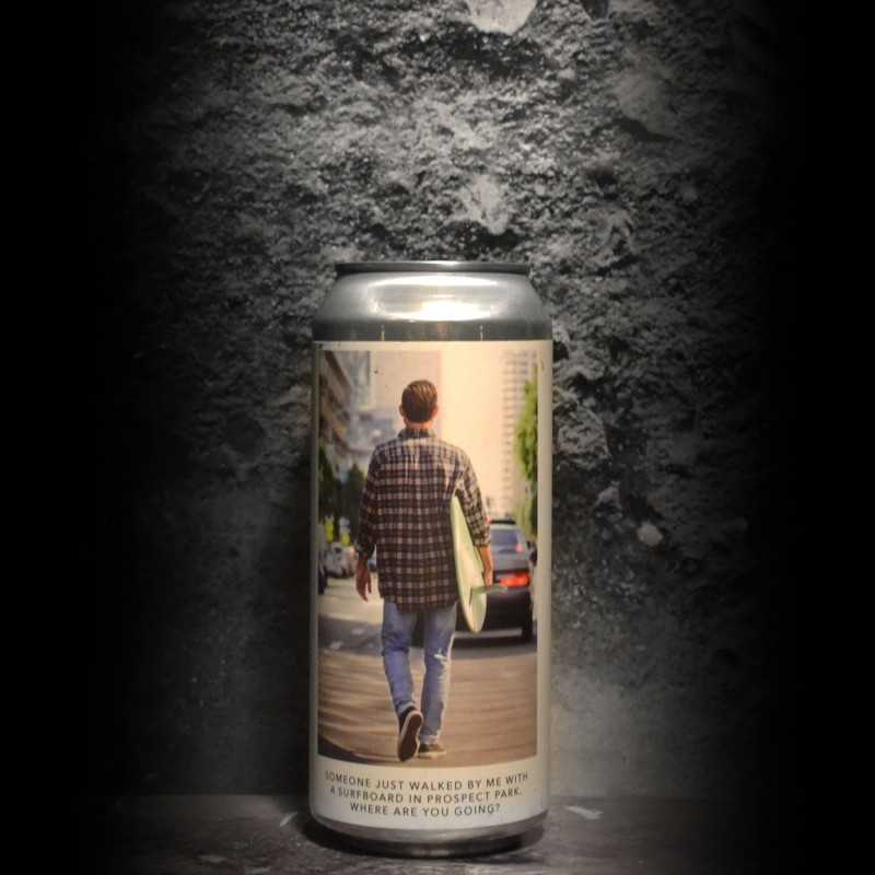 Evil Twin - Someone Just Walked By Me... - 7% - 47.3cl - Can