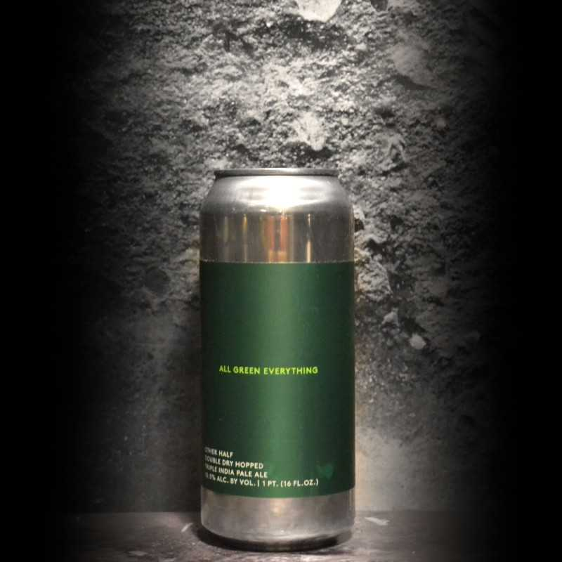 Other Half - DDH All Green Everything - 10.5% - 47.3cl - Can