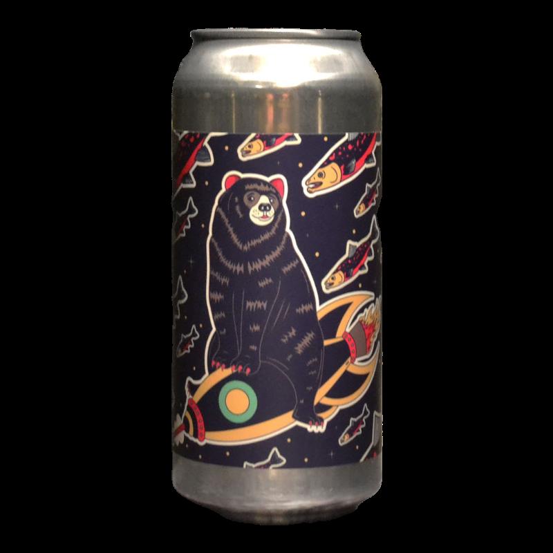 Drunkbeard - Galaxy - 6% - 44cl - Can