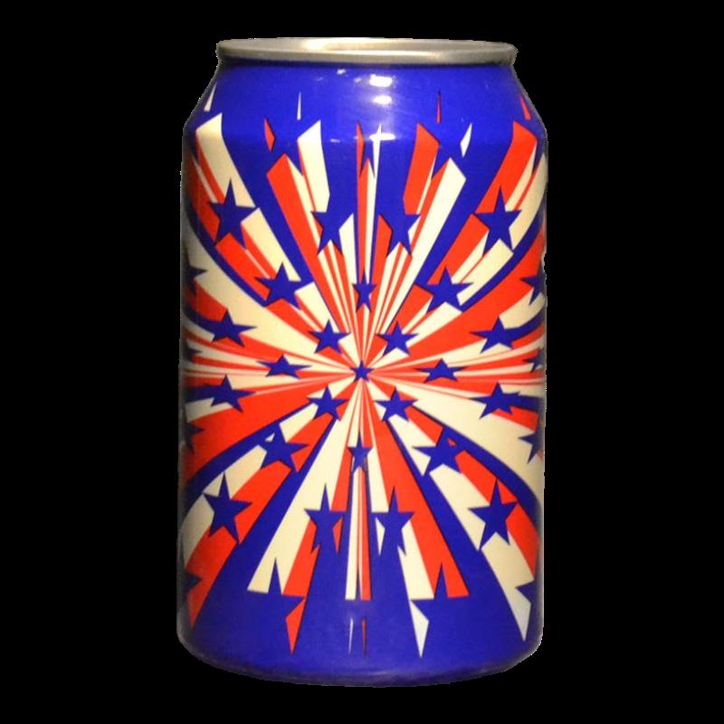 Omnipollo - Stripes Strata - 5.5% - 33cl - Can