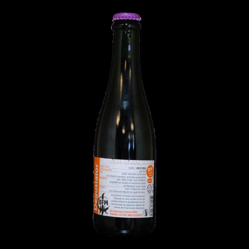 BFM - Degustator Vin d'Orge - 9.68% - 37.5cl - Bte
